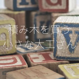 小さな大工さん|オシャレ積み木の知育玩具について検討レポート