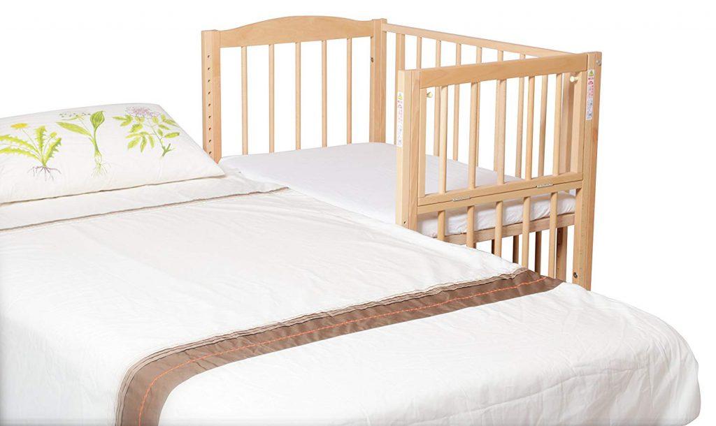 ベビーベッドレイアウト実例【6帖寝室】リビングに移動できる ...
